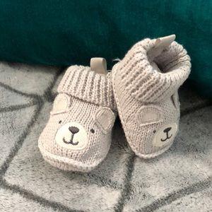Newborn bear bootys